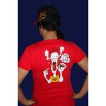 Wings To Go Ladies T-Shirt